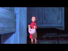 Disney's The Secret World of Arrietty film clip (and movie review)