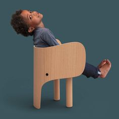Elephant chair for kids #silveraeshop #silvera #elephant #eo #kidsdesign #silverakids#elementoptimal soon in stock