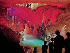 Forbidden Caverns ... Sevierville, TN