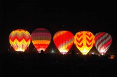 Reno Hot Air Balloon Races, Dawn Patrol... Absolutely gorgeous, I have not been in years, but every year it was more than worth it to get up before dawn and drive down there to see it..