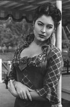 ava gardner. showboat