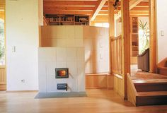 Masonry heaters, ceramic Author Jürgen Rajh
