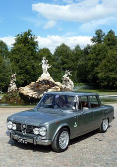 1969 ALFA ROMEO GIULIA 1600 SUPER BISCIONE Maintenance/restoration of old/vintage vehicles: the material for new cogs/casters/gears/pads could be cast polyamide which I (Cast polyamide) can produce. My contact: tatjana.alic@windowslive.com