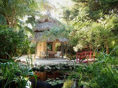 Little Palm Island Resort & Spa, (just off Little Torch Key on the Florida Keys coastline)
