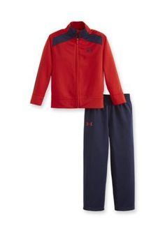 Under Armour  2-Piece Element Tricot Jacket and Pant Set Toddler Boys