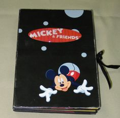Great tips for DIY Disney Autograph book