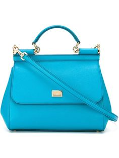 Dolce & Gabbana Totes and shopper bags for Women Leather Purses, Leather Handbags, Top Designer Handbags, Cl Fashion, Dolce And Gabbana Handbags, Blue Handbags, Shoulder Handbags, Shoulder Bags, Shopper Bag