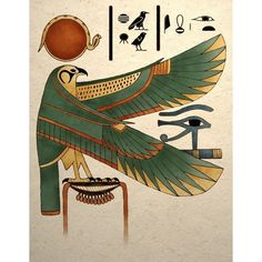 Pinterest / Search results for egyptian art ❤ liked on Polyvore