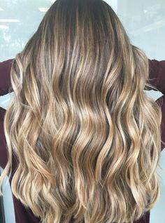 cool bronde hair color