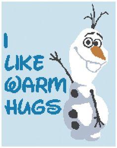 For the frozen fans..