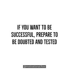 Everyone who's been successful has had their fair share of dealing with doubters. You will most likely face a lot on your way to success too. When they tell you it's not possible, stay quiet and calm then work harder to prove them wrong! #motivational #inspirational #motivationalquotes #entrepreneurship #entrepreneurs #entrepreneurlife #startuplife #success #quoteoftheday #successquotes #startup #motivationalquotes #entrepreneur #inspiredaily #ceo #startups #hustle #motivationalflow