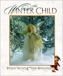 The Winter Child by Wendy Froud and Terri Windling... Gave this one to Tash too :)