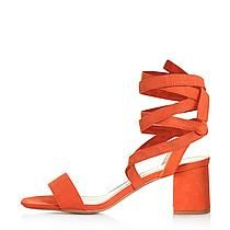 Topshop sandalettes Oranje