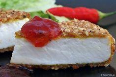 Λέω φέτα τηγανητή και όχι φέτα σαγανάκι γιατί είναι τηγανητή με βαθύ τηγάνισμα και όχι σε ρηχό σκεύος που λέγεται sahan tava ή σαγανάκι.