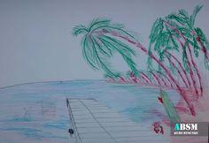 Mokre pastele. Zajęcia plastyczne dla dzieci i młodzieży. Kurs rysunku ABSM