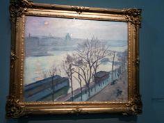 Albert Marquet - Quai de Seine