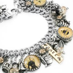 My charm bracelet shop has a large selection of silver charm bracelets, bumble bee charm bracelets,Queen Bee jewelry, as well as personalized I Love Jewelry, Charm Jewelry, Women Jewelry, Silver Charm Bracelet, Silver Charms, Charm Bracelets, Premier Designs Jewelry, Queen Bees, Custom Jewelry