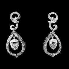 Kate Middleton Inspired Acorn Wedding Earrings