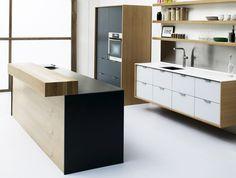 Elegant and Modern Home Kitchen Design Ideas 2018 Minimalist Kitchen Plans, Minimalist Kitchen Cabinets, Kitchen Cabinet Design, Modern Minimalist, Interior Modern, Interior Design Minimalist, Home Interior, Furniture Styles, Furniture Design