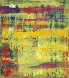 Abstraktes Bild [809-1] » Kunst » Gerhard Richter