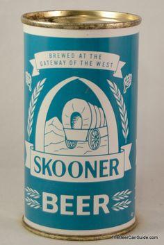 Skooner Beer…covered wagon
