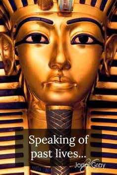 Have you had a past life in the Golden Age of Egypt? What do you sense? Want to find out?  .