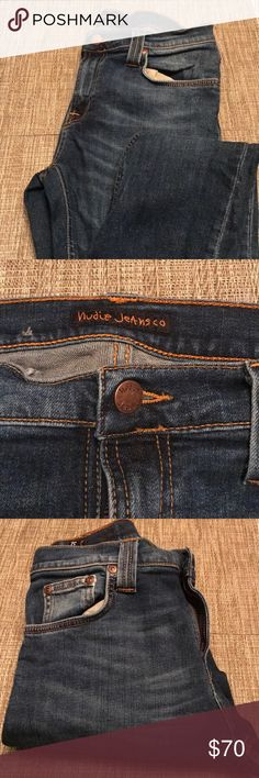 I just added this listing on Poshmark: Nudie Jeans. Men's 31X32. #shopmycloset #poshmark #fashion #shopping #style #forsale #Nudie Jeans #Other