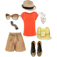To the Zoo! Heading to The Phoenix Zoo this week! Inspiration for a day at the Zoo or for Festival Dressing.