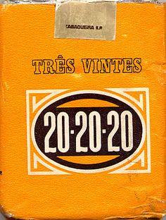 Três Vintes - Portuguese vintage brand