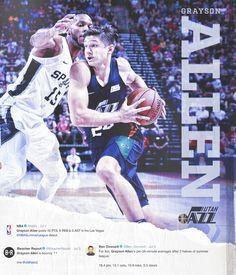 Grayson Allen~~ NBA Summer League~~ Utah Jazz~~ Rookie Grayson Allen 39c5ec436