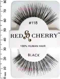 00e1c908663 Red Cherry Lashes #118 Long Lashes, False Lashes, Eyelashes, Almond Shaped  Eyes