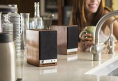 How To Use Wireless Bluetooth Speaker Systems — Audioengine Room Speakers, Bluetooth Speakers, Wireless Speaker System, Internet Router, Smartphone, Powered Speakers, Music System, Speaker Design, Loudspeaker