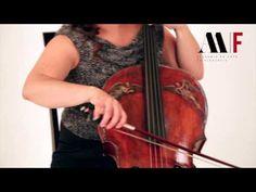 Carla Cellista Mexicana, Presenta: Stradivarius del Vaticano