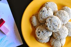 The Whole Life Nutrition Kitchen: Banana Coconut Cookies (grain-free, sugar-free, vegan)