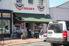 Oscar's, Westport, CT