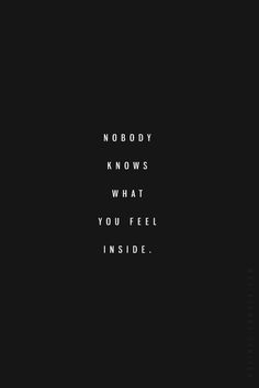 FACT. And anyone who claims to know what I'm thinking and feeling is deluding themselves, especially if I tell them what I think and feel and they then tell me that's not what I'm actually thinking and feeling. Um, sorry. You don't get to tell me that. You have absolutely no way of knowing.