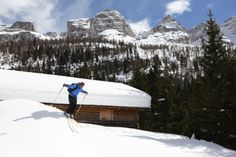 Madonna di Campiglio - Skiing in outstanding scenery: Brenta Dolomites
