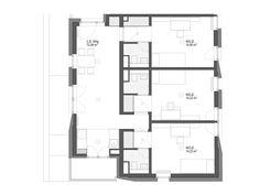 3-ZIMMER WOHNGEMEINSCHAFT, © © Geier·Maass Architekten