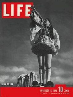 Life Magazine from old times.. Greece needs support. Wanna help?