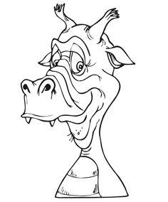 GoofyDragonFace.gif (660×796)