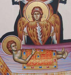 Orthodox Icons, Vignettes, Christianity, Mona Lisa, Princess Zelda, Artwork, Fictional Characters, Kid, Drawing Drawing