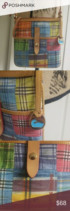 Dooney & Bourke Crossbody Excellent condition   Comes with Dooney & Bourke Keychain  Please see picture  6 of the back Dooney & Bourke Bags Crossbody Bags