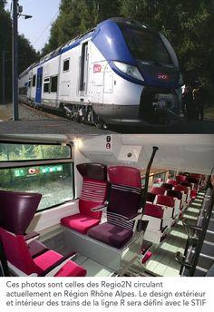SNCF Transilien : Ligne R : plan, horaires, travaux, information, actualités