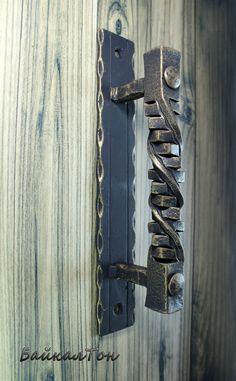 56 Ideas For Pull Door Handle Metals Metal Projects, Metal Crafts, Metal Garden Gates, Door Knobs And Knockers, Metal Bending, Home Design Floor Plans, Blacksmith Projects, Iron Art, Metal Fabrication