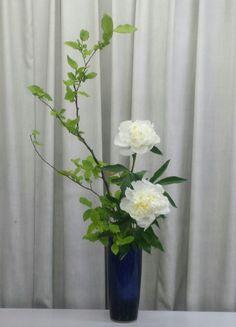 Webmail :: 14 more Pins for your Oriental Style Arrangements board Tropical Flower Arrangements, Ikebana Flower Arrangement, Ikebana Arrangements, Altar Flowers, Table Flowers, Branch Centerpieces, Floral Centerpieces, Flower Art, Flower Show