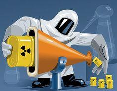 En EUA y Suecia los residuos nucleares se almacenan. Se recupera el plutonio y uranio y se recicla en nuevos elementos combustibles para producir más energía.