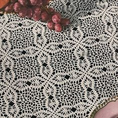 10 Fabulous Free Crochet Patterns that Require 4000 Yards Decoration Easy Crochet Tablecloth Tablecloth Oval Crochet. Filet Crochet, Crochet Motif, Crochet Doilies, Crochet Stitches, Crochet Hooks, Broomstick Lace Crochet, Hairpin Lace Crochet, Lace Patterns, Easy Crochet Patterns