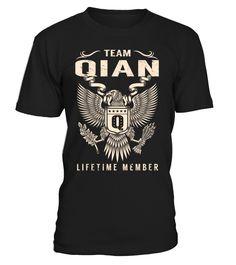 Team QIAN Lifetime Member