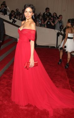 Camila Belle MET gala.. I don't know much about her. But I dream of a night where I would look as stunning