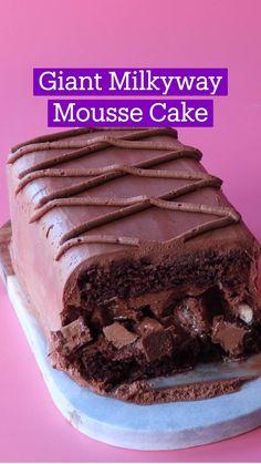 Fun Baking Recipes, Sweet Recipes, Cake Recipes, Dessert Recipes, Cooking Recipes, Just Desserts, Delicious Desserts, Yummy Food, Tasty
